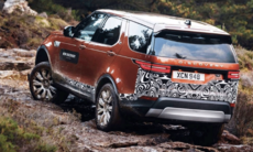 Land Rover Discovery Td6 SE provkörd