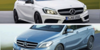 Beg: Mercedes A-klass mot Mercedes B-klass