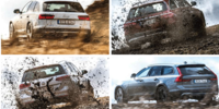 Test: Audi A6 Allroad, Mercedes E All-terrain, VW Passat Alltrack, Volvo V90 Cross Country