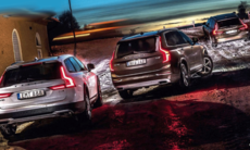 Test: Nya Volvo V90 Cross Country mot V90 och XC90