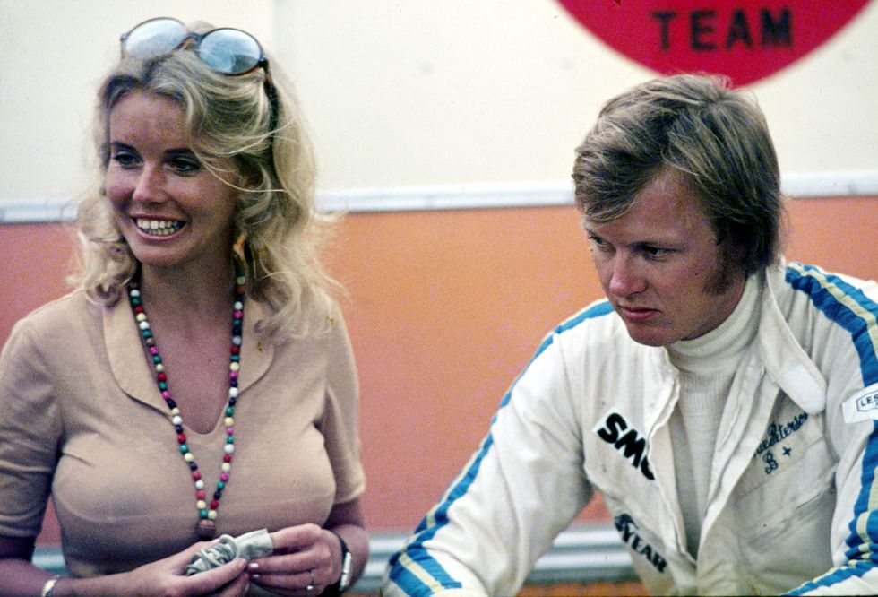 ronnie barbro peterson formel 1