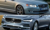 Kör du Volvo S80, S90, V90, V90 Cross Country eller XC90?