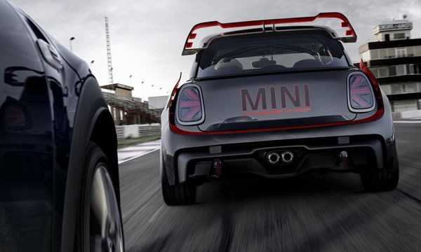mini john cooper works gp r m rkets r aste modell p l nge auto motor sport. Black Bedroom Furniture Sets. Home Design Ideas