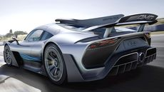 Officiell: Mercedes-AMG Project One med 1.000 hk