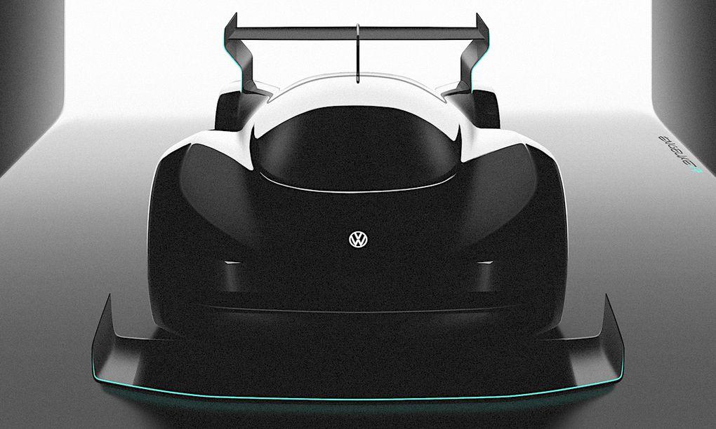 Volkswagens elbil för Pikes Peak 2018 – blir det ett nytt ...