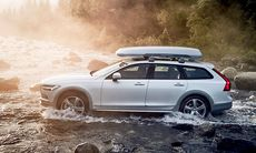 Volvo V90 Cross Country Ocean Race – specialversion som stödjer havsforskning