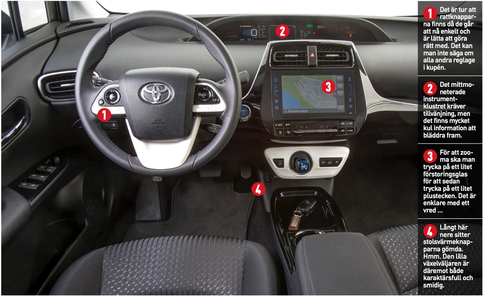 Toyota ger sig in i kampen for miljon