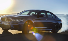 BMW M5 Competition med 625 hästar kommer i april