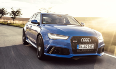 Audi RS6 Avant Performance Nogaro Edition med 705 hk