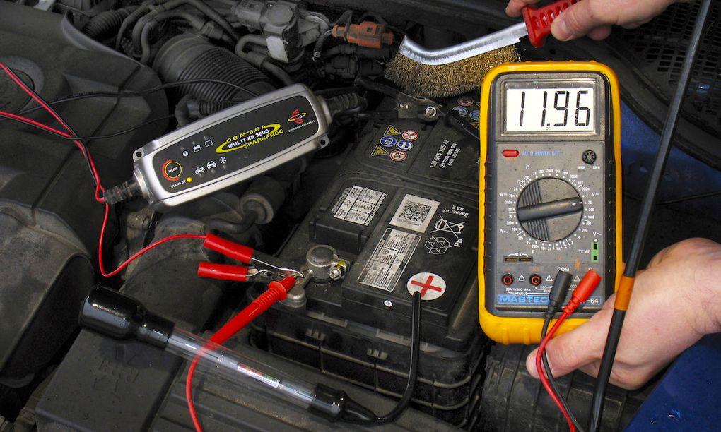 byta bilbatteri hur ofta