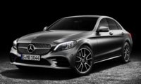 Officiell: Nya Mercedes C-klass