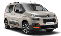 Ny design för Citroën Berlingo