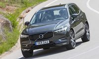 Volvo kan vinna dubbelt – XC60 till final i World Car of the Year 2018