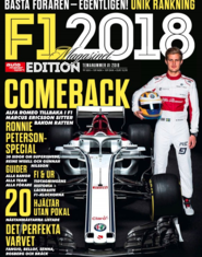 1/2018: auto motor & sport edition F1-magasinet