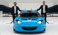 Lotus debuterar i Swedish GT – med prins Carl Philip!