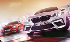 Nya BMW M2 Competition – med 410 hk