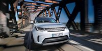 Test: Land Rover Discovery – lyx som väger tungt