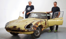 Edd China tillbaka med ännu en tv-serie – Built by Many