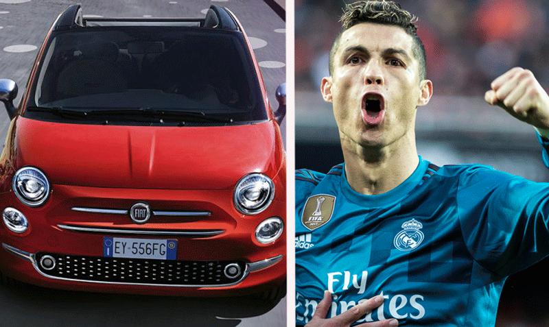 Ronaldo till real for en miljard