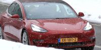 Test: Så klarar Tesla Model 3 Performance vintern