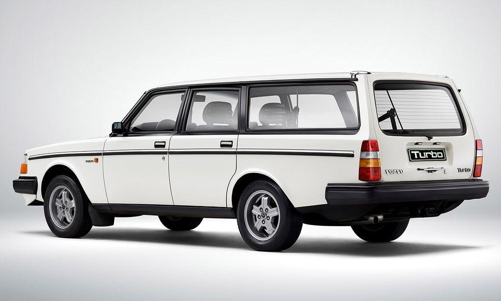 Ny bok om mångsidiga Volvo 240