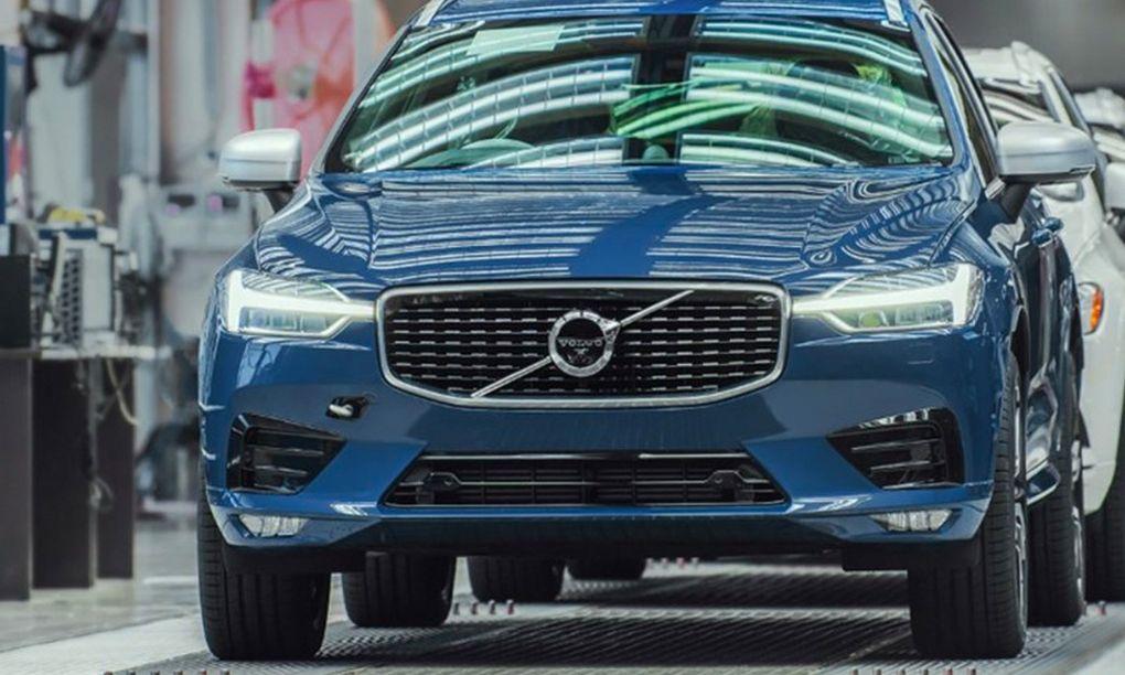 Miljardförlust för Volvo Cars under första halvåret