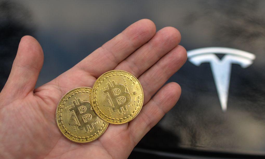 Elon Musks klimatkritik fick bitcoin-kursen att falla