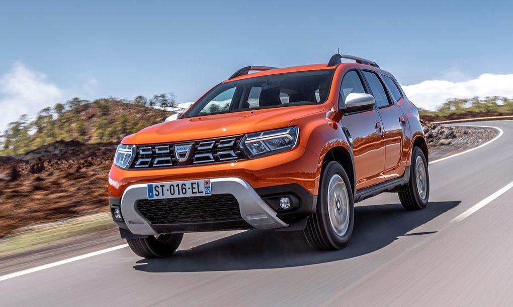 Dacia Duster får automatlåda och skönare säten