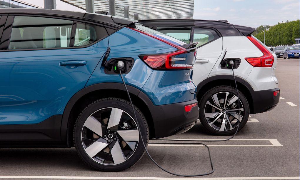 Volvo fokuserar helt på elbilar – nytt bolag tar över drivlinorna