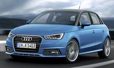 Audi A1 Sportback får ett lyft – och snålare motorer