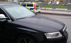 Zatzy gör livet surt för biltjuvarna – stulen Audi RS 6 hittad
