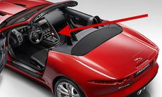 Äntligen! Jaguar F-Type får manuell låda