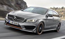 Nya Mercedes CLA Shooting Brake – kombi för fåfänga