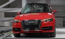Kia missar sista stjärnan – Audi A3 E-tron får toppbetyg