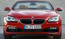BMW 6-serie Coupe, Cabriolet och Gran Coupe får ett lyft