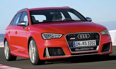 Nya Audi RS 3 Sportback officiell – turbofemman får 367 hk