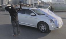 auto motor & sport testar autobroms i Volvo, Lexus och BMW