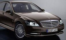 Mercedes S-klass och Volvo är diplomaternas favoriter