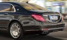 Mercedes satsar på fler lyxiga Maybach-modeller