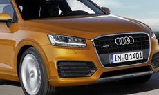 Audi vill döpa sin suv till Q2 – men Alfa Romeo säger nej
