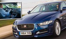 """Vi provkör Jaguar XE: """"Klarar både bus och komfort"""""""