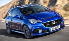 Opel Corsa OPC – första bilderna och uppgifterna