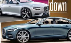 Fakta och bilder: Volvo V90 + alla nya modeller