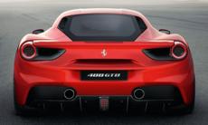 Ferrari 488 GTB är den turboladdade ersättaren till 458