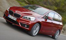 BMW 2-serie Gran Tourer erbjuder sju platser – familjedröm?