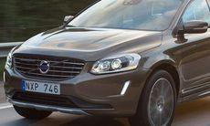 Volvo XC60 är Europas näst mest sålda kompaktsuv