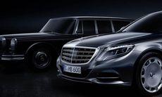 Superlyxiga Mercedes S-klass Pullman ska kosta fem miljoner