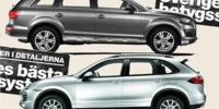 BEG: Audi Q7 mot Porsche Cayenne – familjelyx