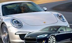 Nya uppgifter: Porsche 717 blir en direkt konkurrent till Tesla
