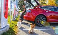 Tesla Model S: Så funkar det att leva med elbil
